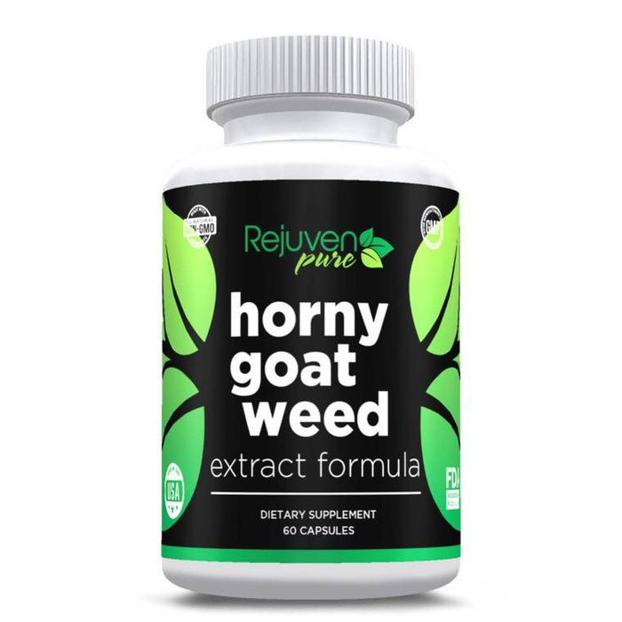 Horny Goat Weed Extract Formula – 1,000 mg
