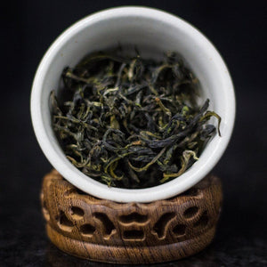 Twisted Green Tea