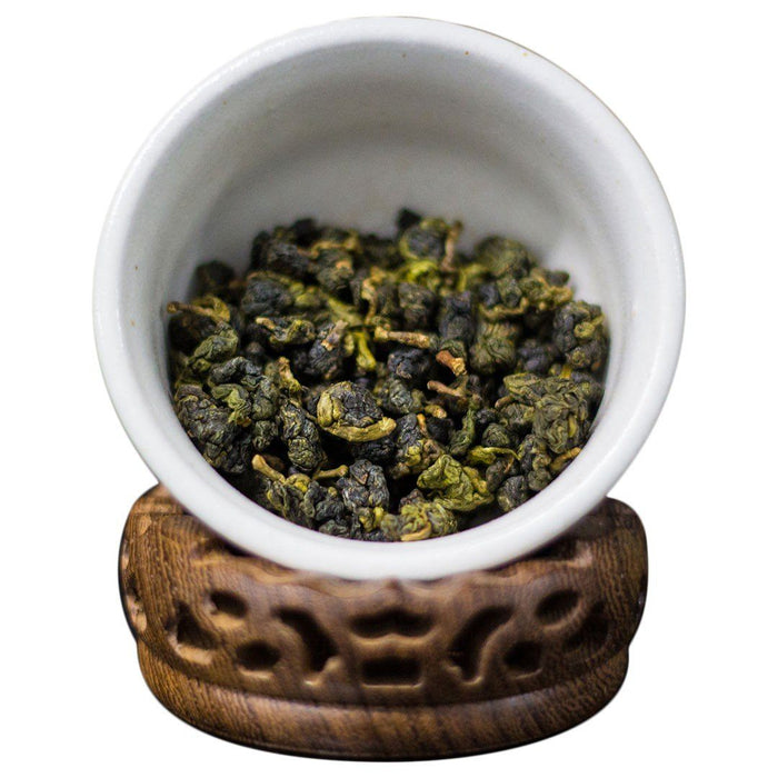 ShanLinXi Premium High Mountain Oolong Food & Drink Beautiful Taiwan Tea Co.