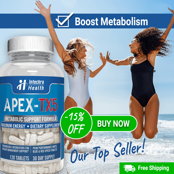 APEX-TX5 METABOLIC SUPPORT FORMULA Supplement Intechra