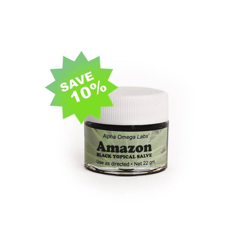 Cansema® Amazon Black Topical Salve