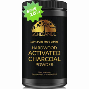 100% Pure FOOD GRADE Activated Charcoal Powder! Choose Your SUPER DEALS Here!