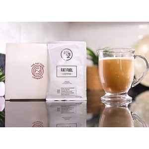 Fat Fuel Weight Loss Coffee Keto Supplement
