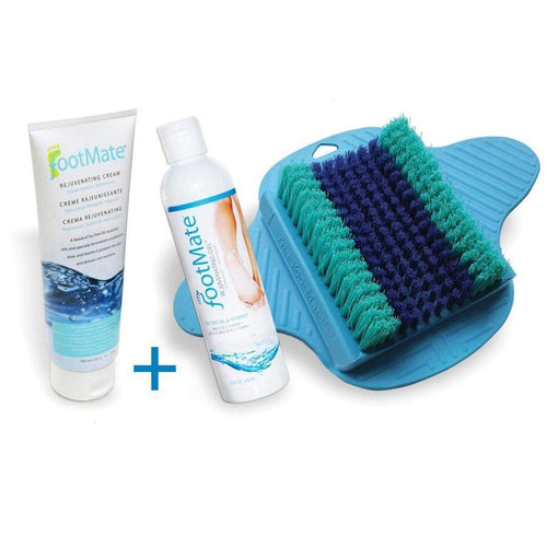 The FootMate® System - Blue/Teal Bundle