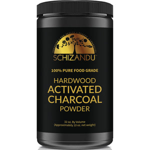 100% Pure FOOD GRADE Activated Charcoal Powder