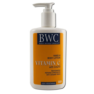 Vitamin C with Coq10 Hand and Body Lotion 8.5 oz.