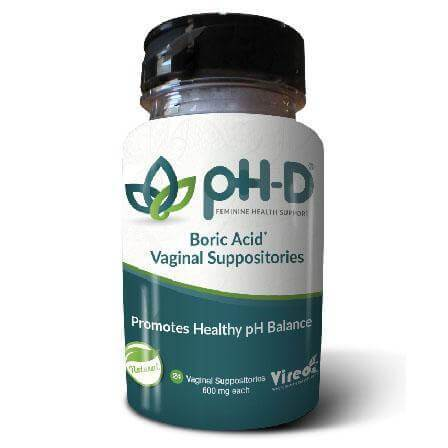 pH- D Feminine Health Support Supplement -ph- Defense