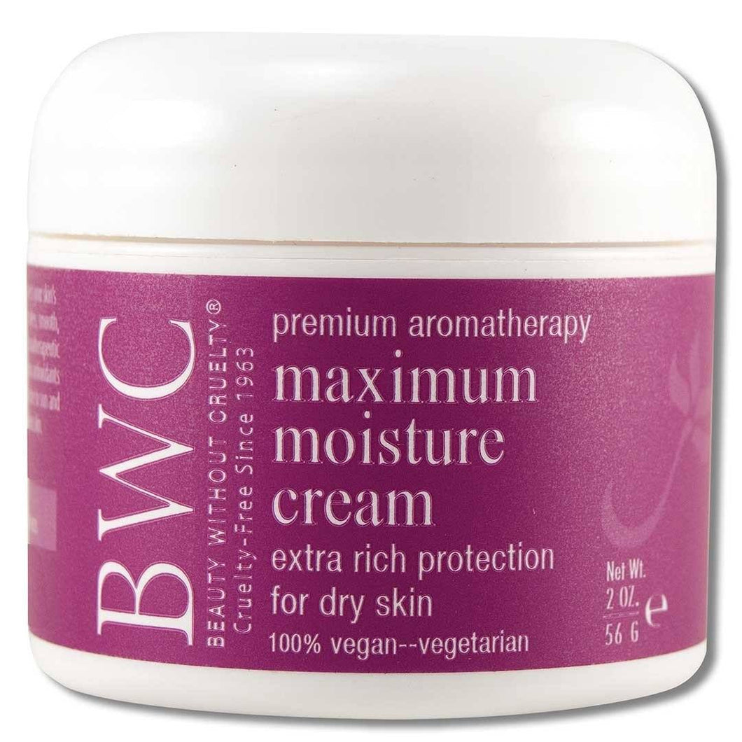 Aromatherapy Skin Care Maximum Moisture Cream 2 oz.
