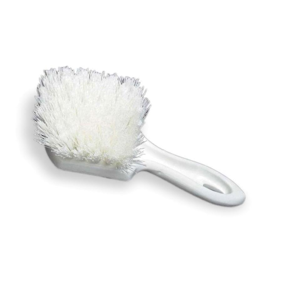 Small Foot Scrubber with Handle - (Stiff)