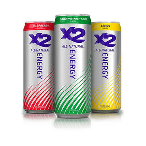 X2 All-Natural Energy