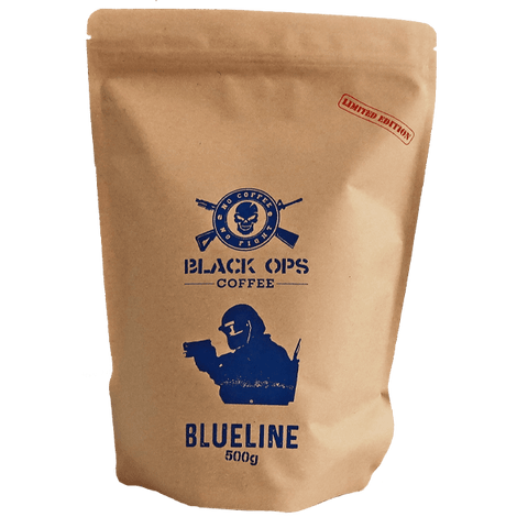 BLACK OPS COFFEE Blueline