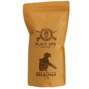BLACK OPS COFFEE Breacher