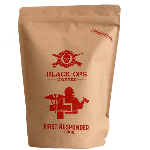 BLACK OPS COFFEE First Responder