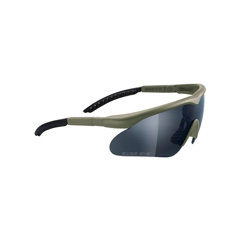 SwissEye Tactical Brille Raptor Oliv
