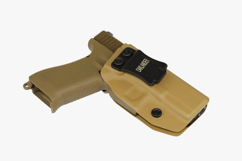 Oaklander Tactical Kydex Holster Concealed Carry (Glock 19,19x)