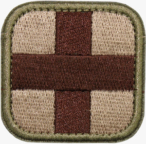 Patch MEDIC Red Cross