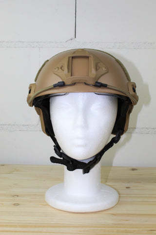 Airsoft Helm FAST Coyote