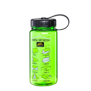 TRITAN™ BOTTLE WIDE MOUTH TARP SHELTERS (550 ML) - GREEN