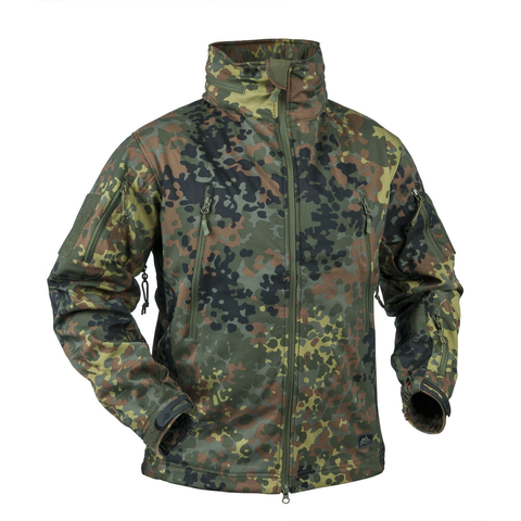 Helikon Tex GUNFIGHTER Jacket - Shark Skin Windblocker