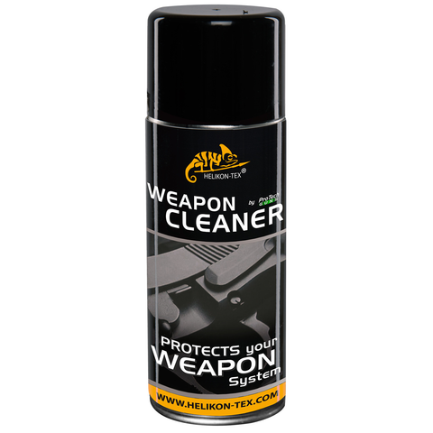 Helikon Tex WEAPON CLEANER 400 ML (AEROSOL) - BLACK