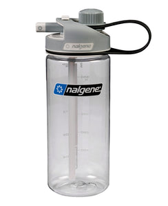 NALGENE TRINKFLASCHE MULTI DRINK TRANSPARENT 0,6 L