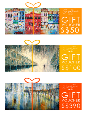 Gift ideas: Art Gift Vouchers