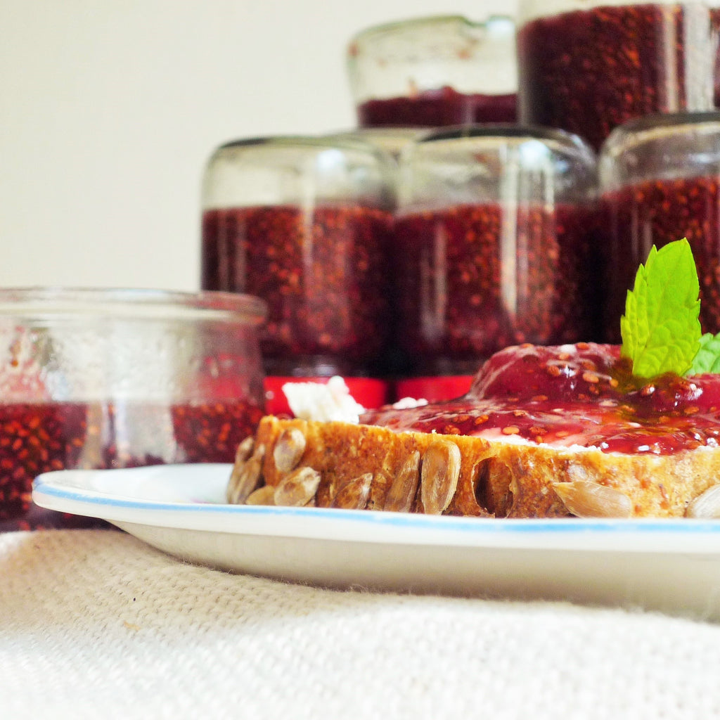 Chia Strawberry Jam