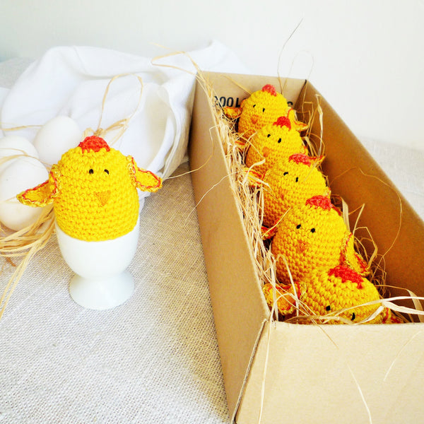 Chicken Egg Cozy