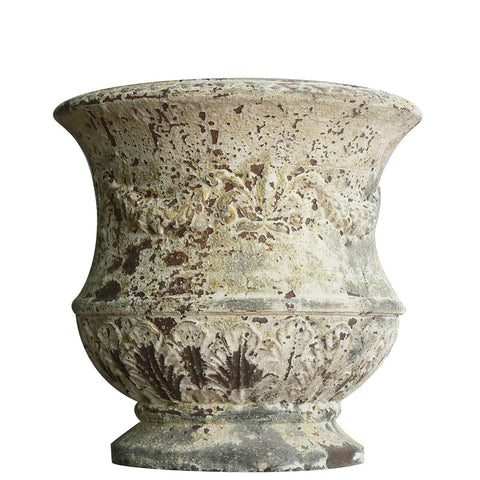 Holyrood Planter (XL) salvage glaze