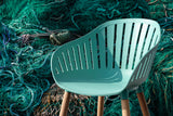 DuraOcean® set of 2 Chairs EXCLUSIVE MINT GREEN