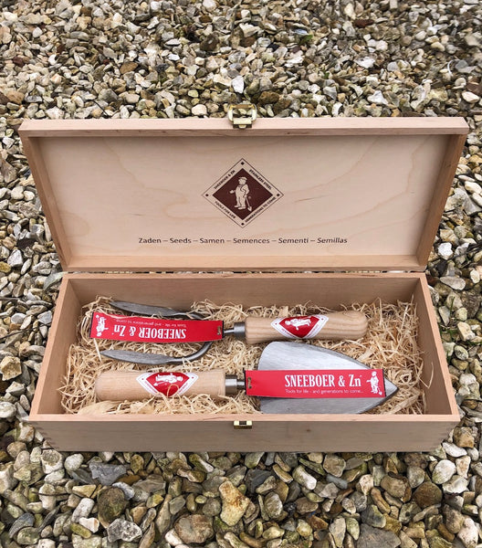 SNEEBOER BOXED SET (bottle trowel)