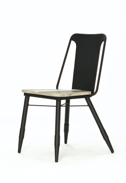 Conil Metal back Chair