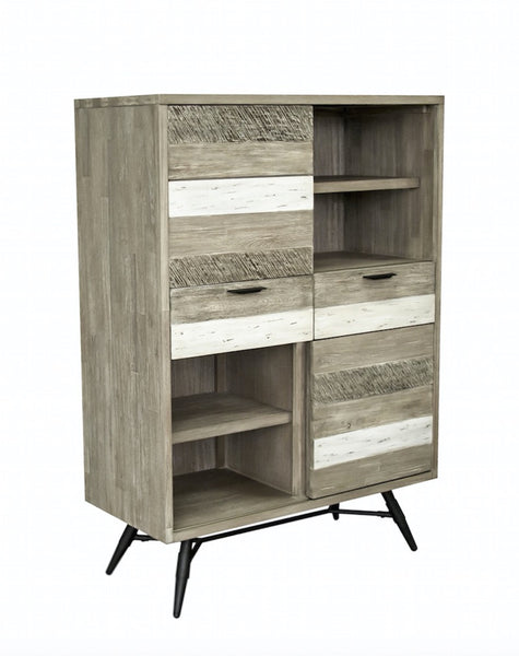 Conil Chest with sliding doors
