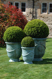Versailles Planter Copper Green M