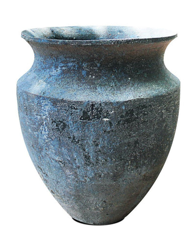 Saturn Jar Verdigris