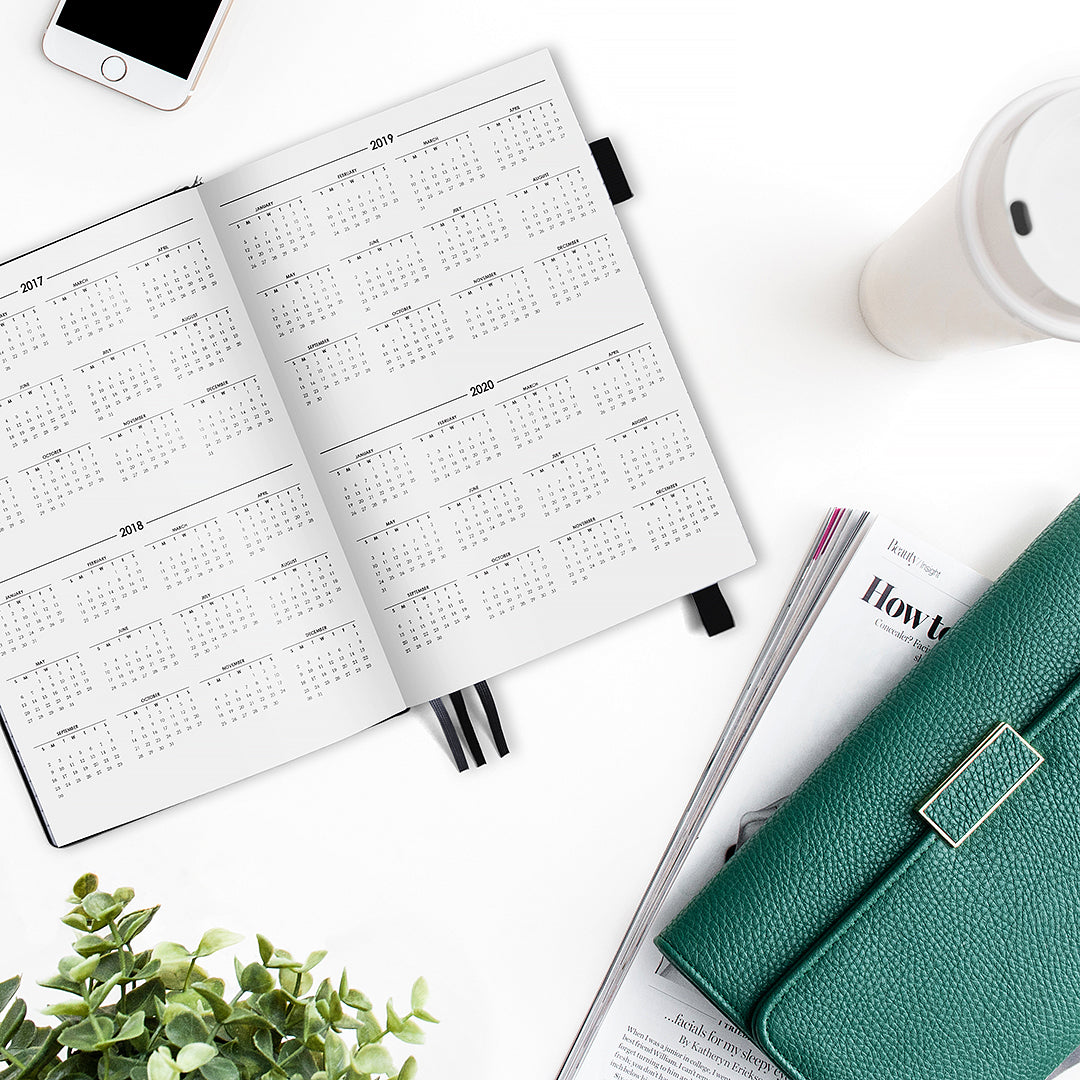 dot journal planner