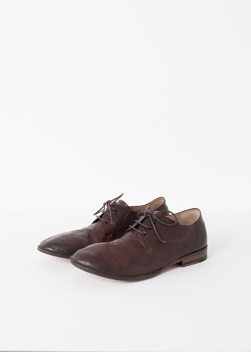 Marsacco Lace Up in Bark