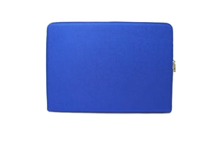 GLITTER LAPTOP CASE BLUE