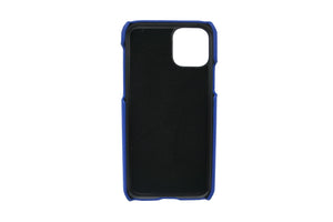 GLITTER IPHONE 11 CASE BLUE