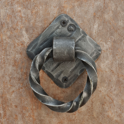 Hand Forged Iron Door Knockers