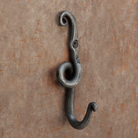 Hand Forged Iron Hooks