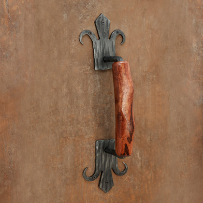 Hand Forged Iron Handles