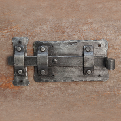 Hand Forged Iron Door Latch