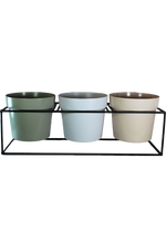 Load image into Gallery viewer, The Home Pot With Stand With 3 Different Color-L-1850