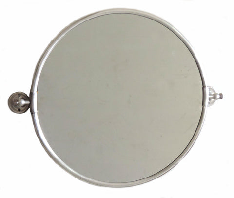 The Home Wall Mount Swivel Round Mirror 6695