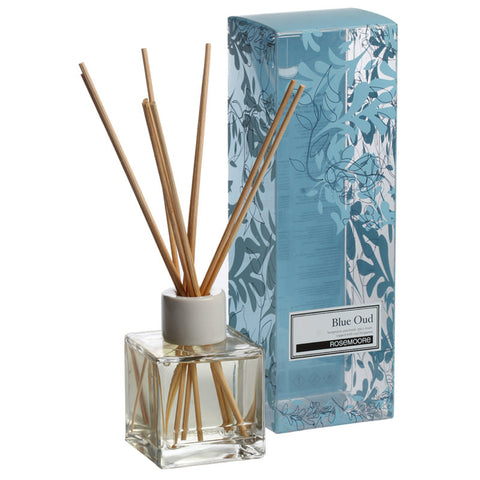The Home Blue Oud Reed Diffuser