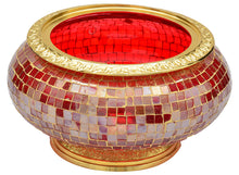 Load image into Gallery viewer, The Home Box With Lid Red Gold 13134-Bag-LB
