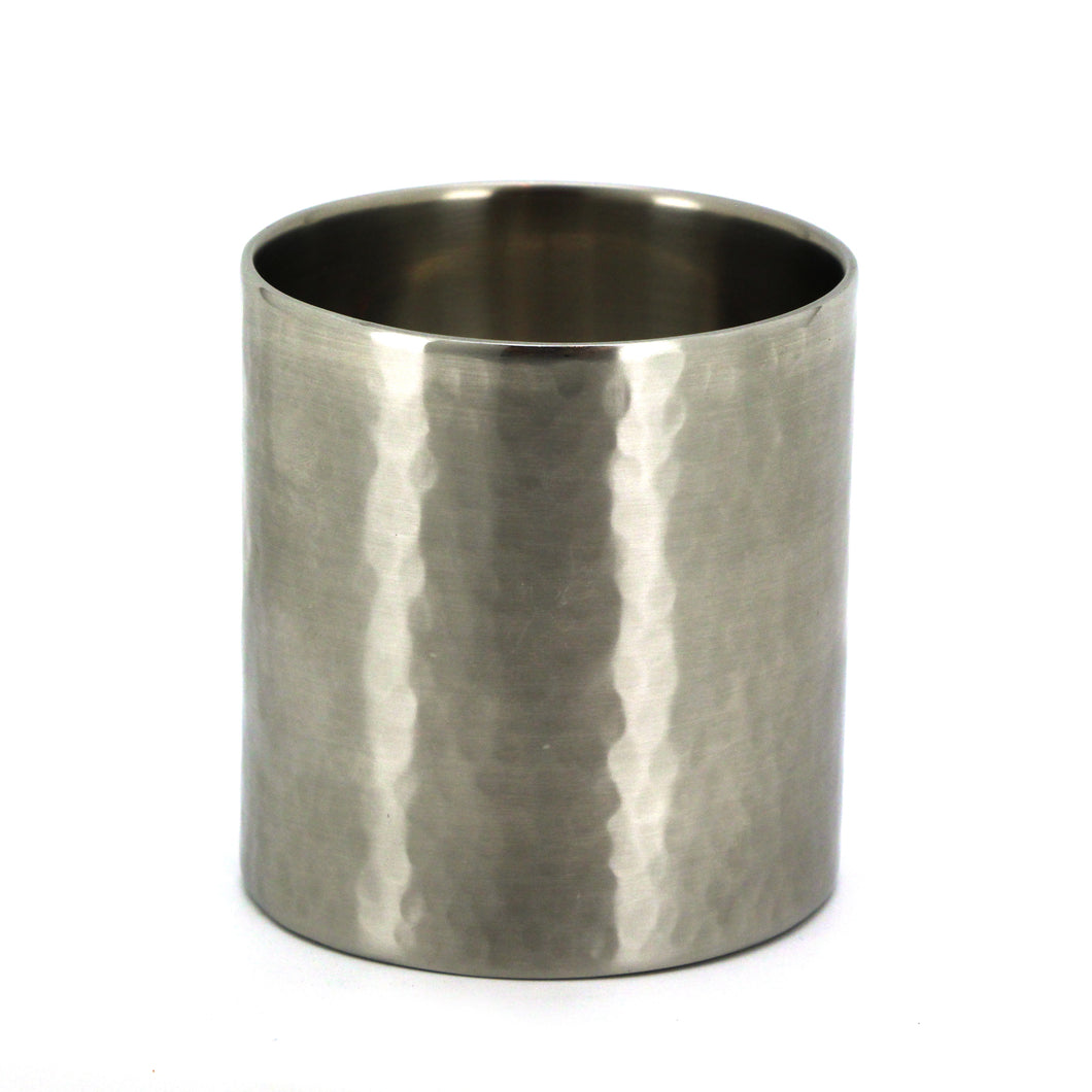 The Home Candle Holder SCH-9008HM 90X8  Hammered Matt
