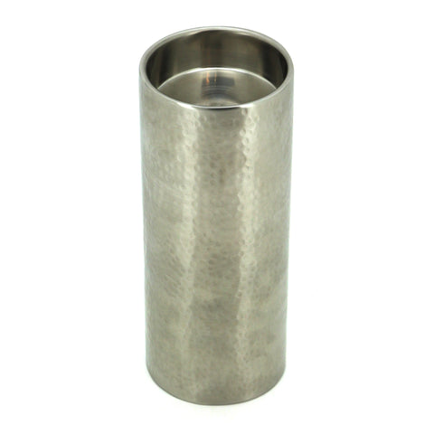 The Home Candle Holder SCH-9025HM 90X25 Hammered Matt