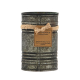 The Home Barrel Pot Tin Candle-TBP-2